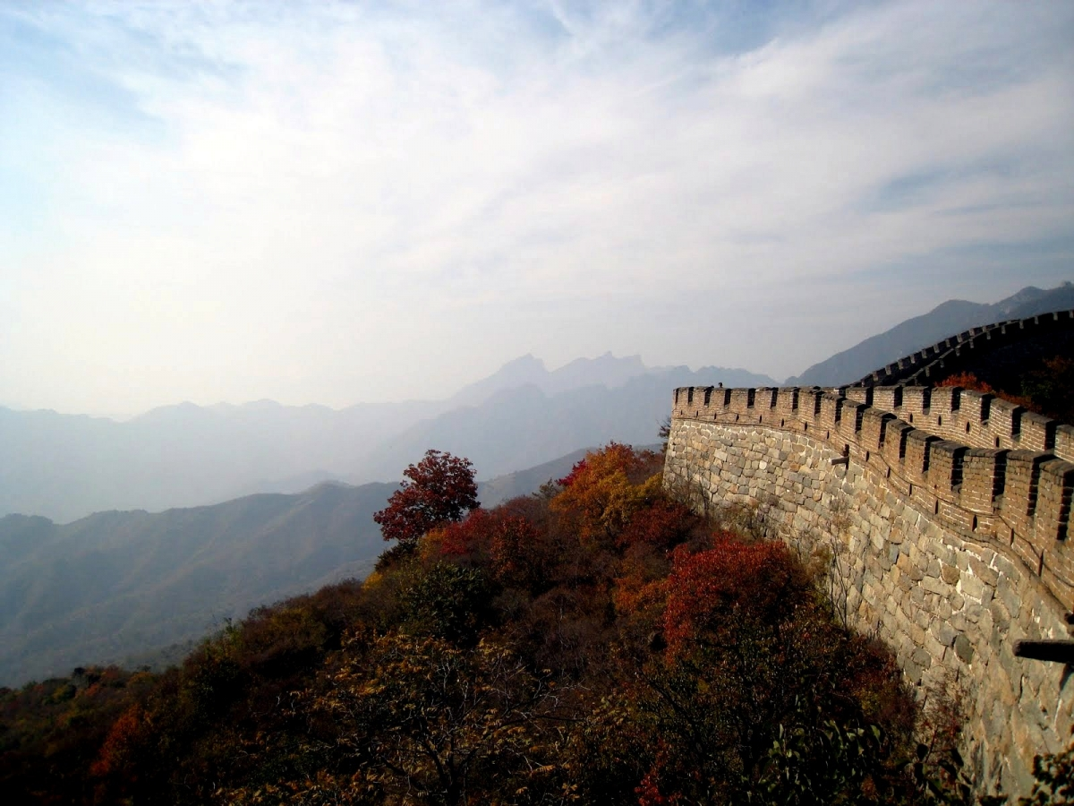 Great Wall of China/Copyright: Travis Wise, Creative Commons