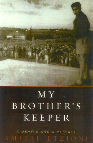 My Brother's Keeper book cover