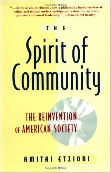 Spirit of Community book cover