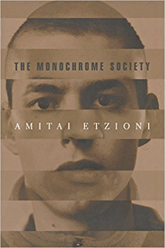 The Monochrome Society book cover