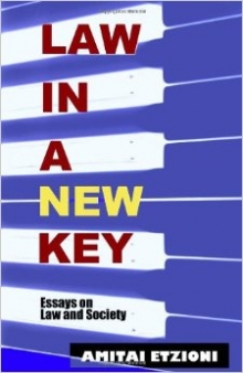 Cover art for Law in a New Key