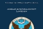 Homeland And National Security Law Review Journal Cover