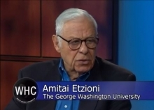 Screenshot of Professor Etzioni