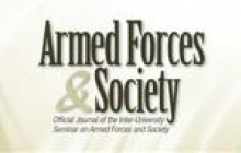 Armed Forces & Society Journal Cover