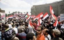 Egyptian Election Protests