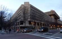 FBI Headquarters: photo credits to andrewarchy