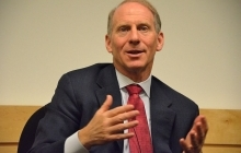 Richard N Haass speaks to the Microsoft Political Action Committee