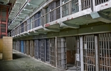 Rows of jail cells/Copyright: The National Interest