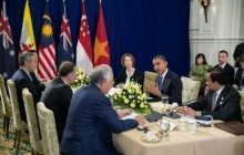 Obama TPP discussion