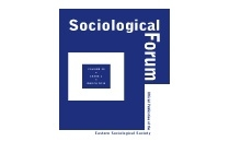 Sociological Forum journal cover