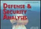 Defense & Security Analysis Journal Cover