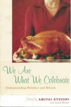 Cover of We Are What We Celebrate