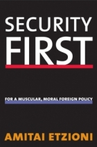 Security First book cover