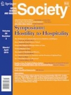 Society July Cover