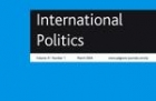 International Politics Journal Cover