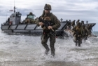 Military in Water