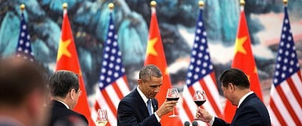 President Obama and President Xi